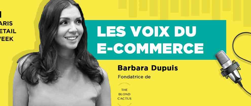 Podcast 4 Barbara Dupuis - The Blond Cactus