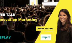 Replay Justine Hutteau Web talk