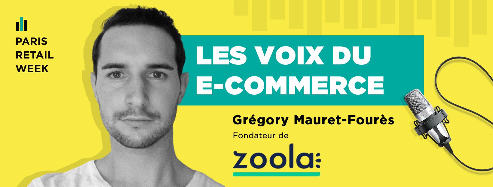 Podcast Grégory Mauret-Fourès - ZOOLA