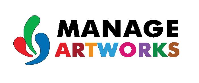 Logo Manage Artworks