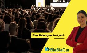 Web talk #2 Elina Hobekyan Roetynck - BlaBlaCar