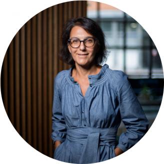 Nathalie Balla, Co-Présidente La Redoute