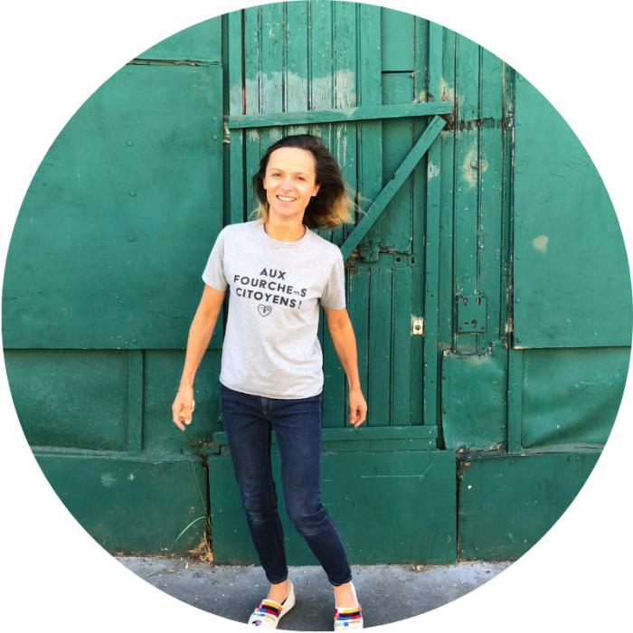Elodie GERMAIN, Co-fondatrice, LES 3 CHOUETTES