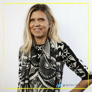 Merete Buljo - Jury Paris Retail Awards 2017