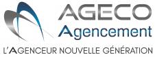 Logo Ageco Agencement exposant Paris Retail Week