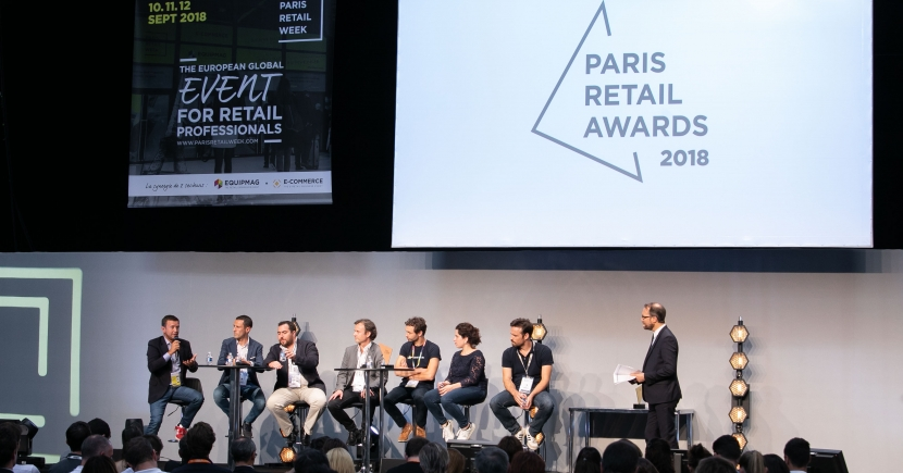 paris retail Awards  2018