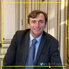 Florent Coureau jury Paris Retail Awards