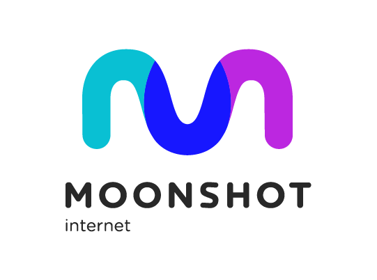 Logo Moonshot internet