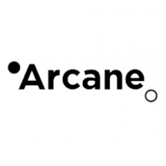 Logo Arcane  Rookie of the year