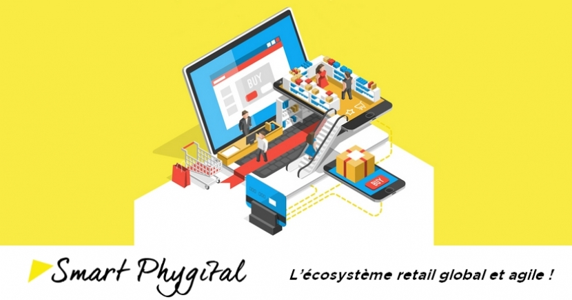 Smart Phygital Lcosystme Retail Global Et Agile   Paris Retail