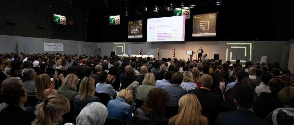 Conférences Paris Retail Week