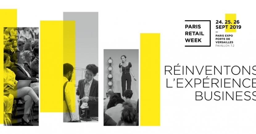 Key visual Paris Retail Week 2019