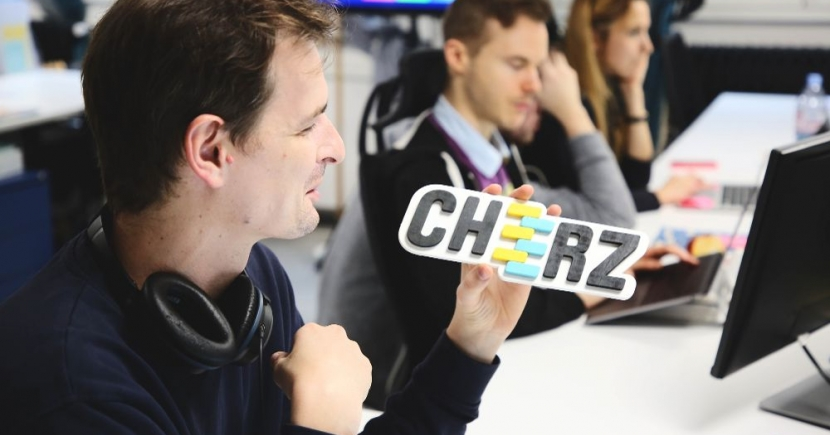 Cheerz conférence