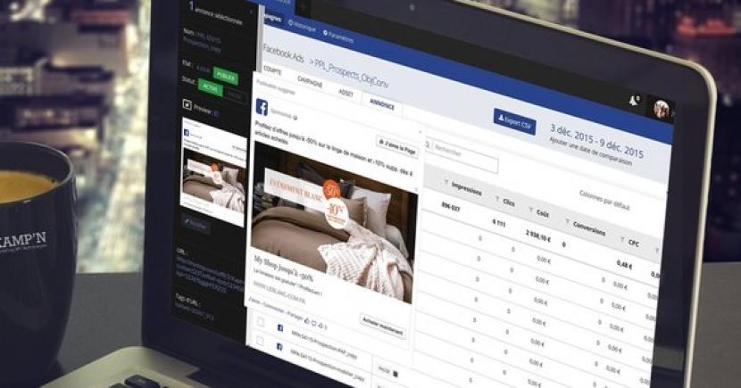 kamp'n facebook ads